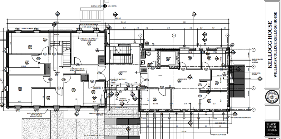 Kellogg floor plan
